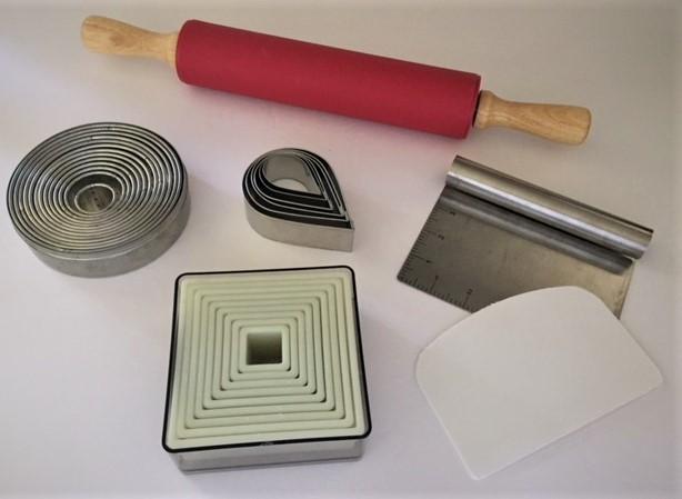 various baking tools