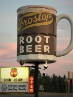 Frostop Drive In Sign