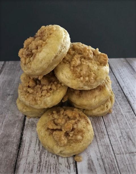 Biscuit Crumbets