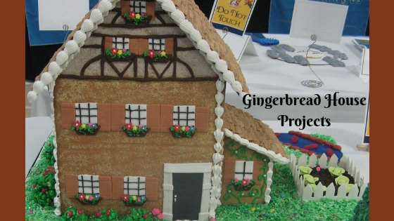 Gingerbread House Projects