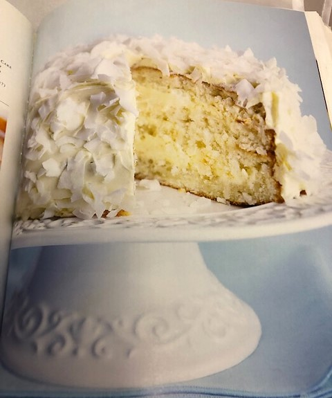 The Cake Book recipe photos