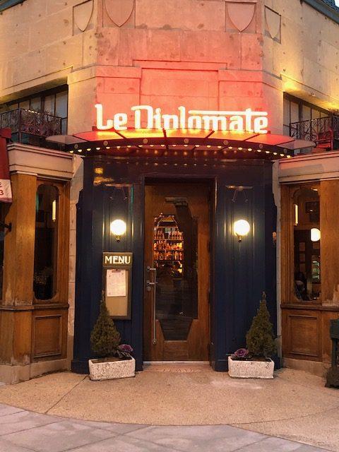 LeDiplomate Restaurant