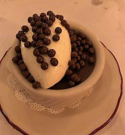 Milk Chocolate Pot de Creme