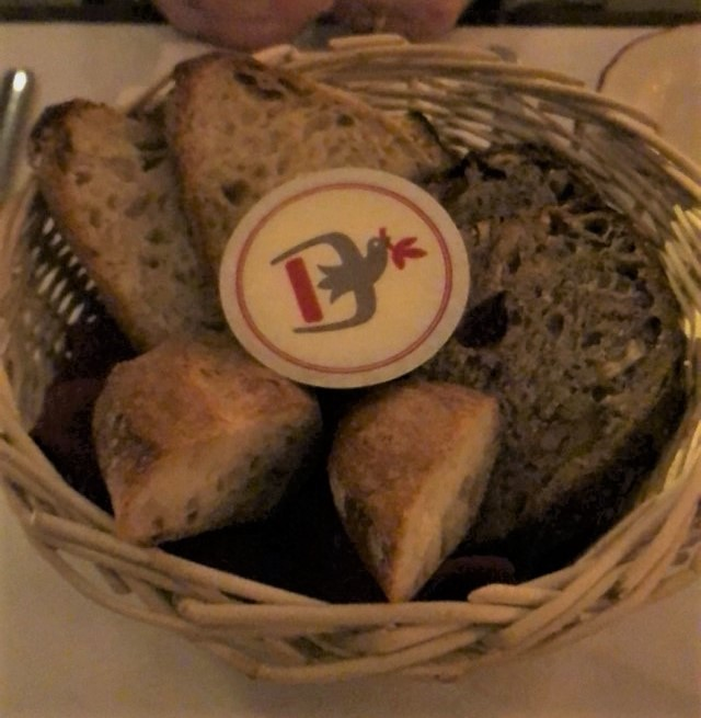 Bread basket from LeDiplomate