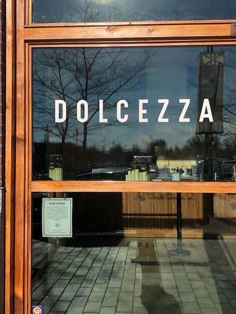 Dolcezza shop storefront