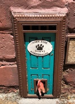 tiny door inman park artist