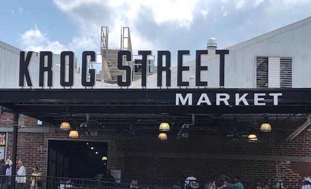 krog city market sign