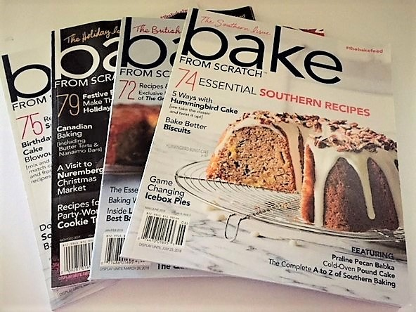 Bake from Scratch magazine issues