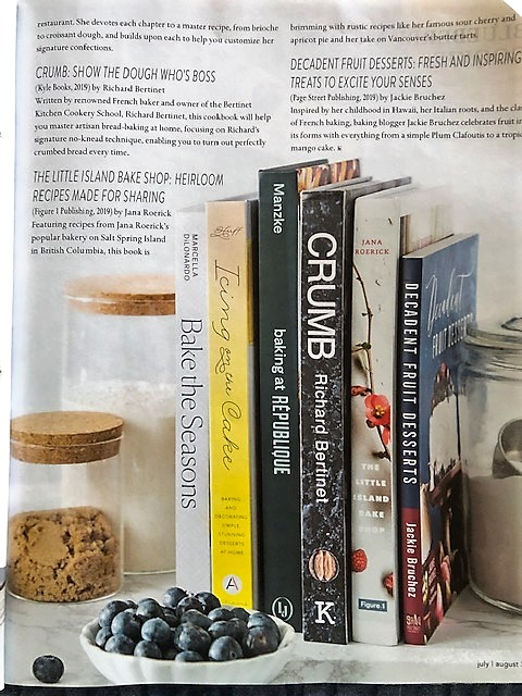 cookbook recommendatins