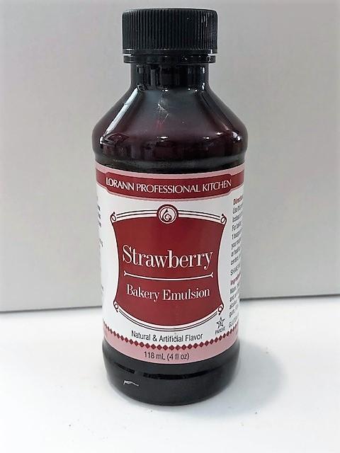 strawberry flavoring