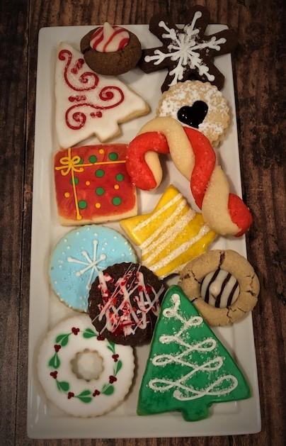 2019 Christmas Cookies