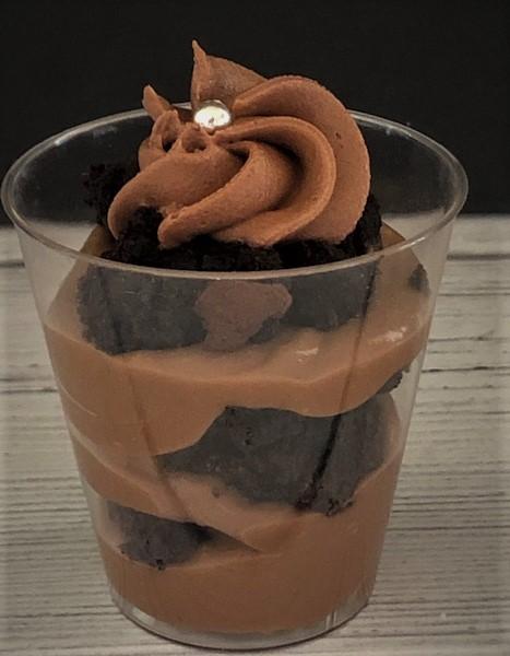 Brooklyn Blackout Shooter Dessert