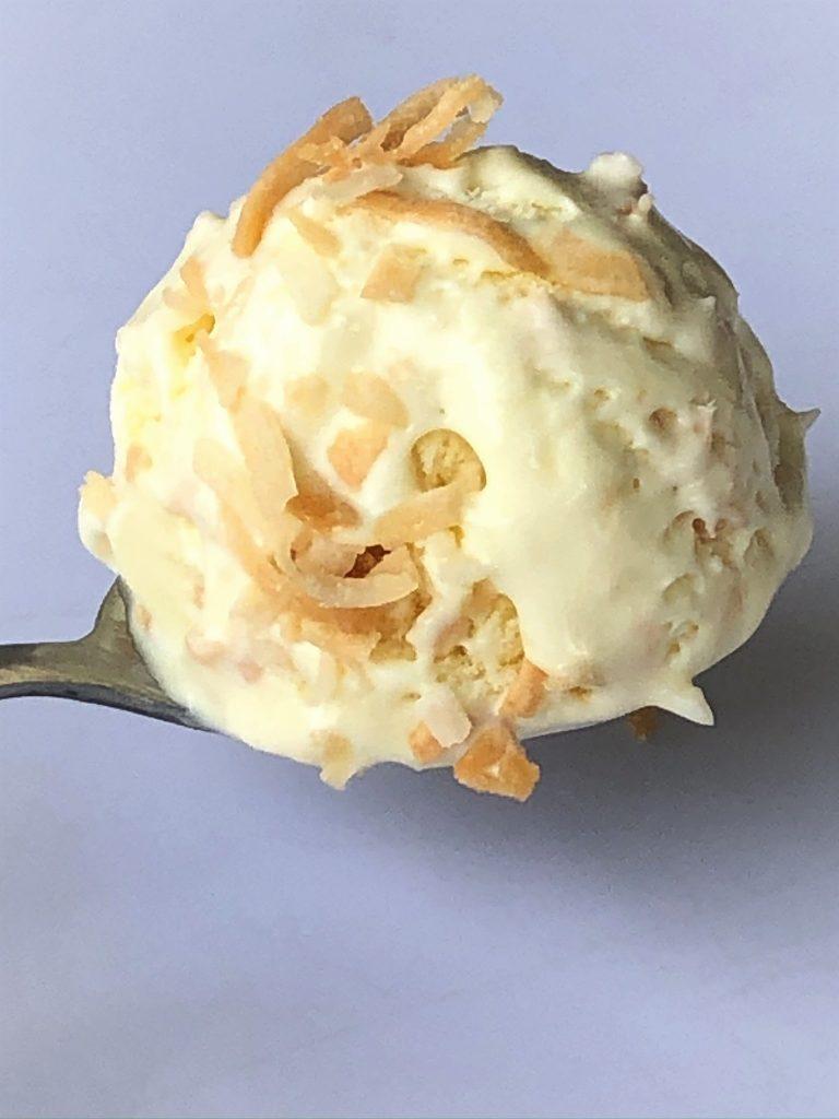 scoop of ice cream