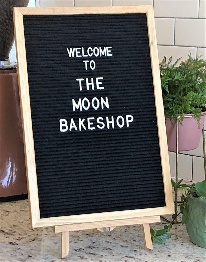 bakeshop sign