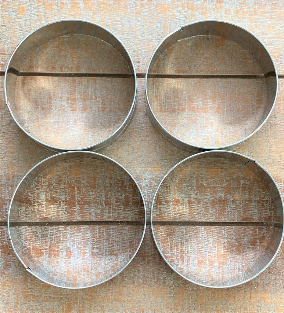 english muffin rings