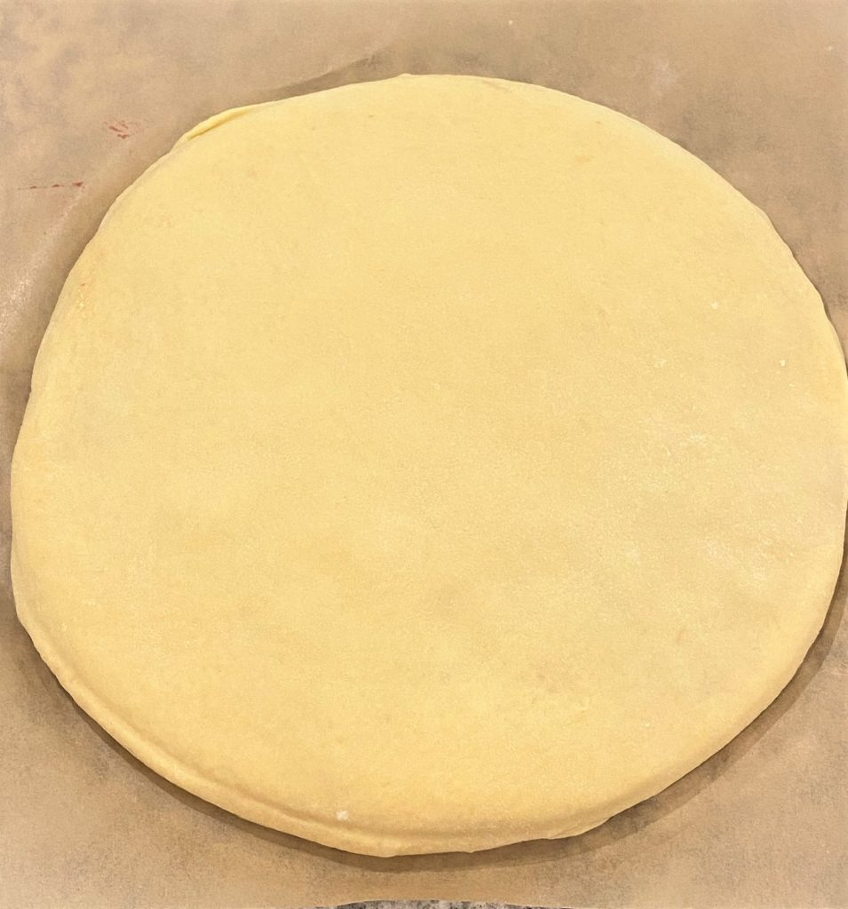 "perfect round 10"" dough"