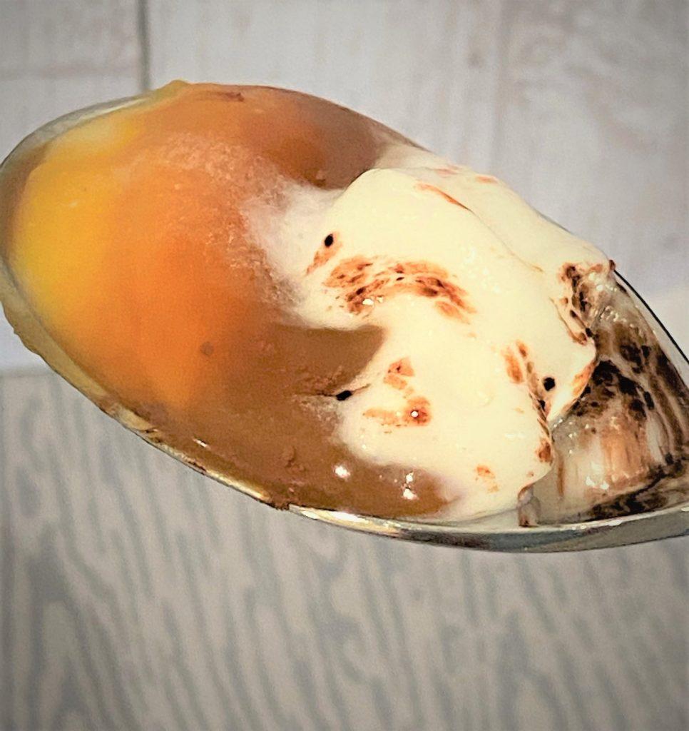 spoonful of pot de creme
