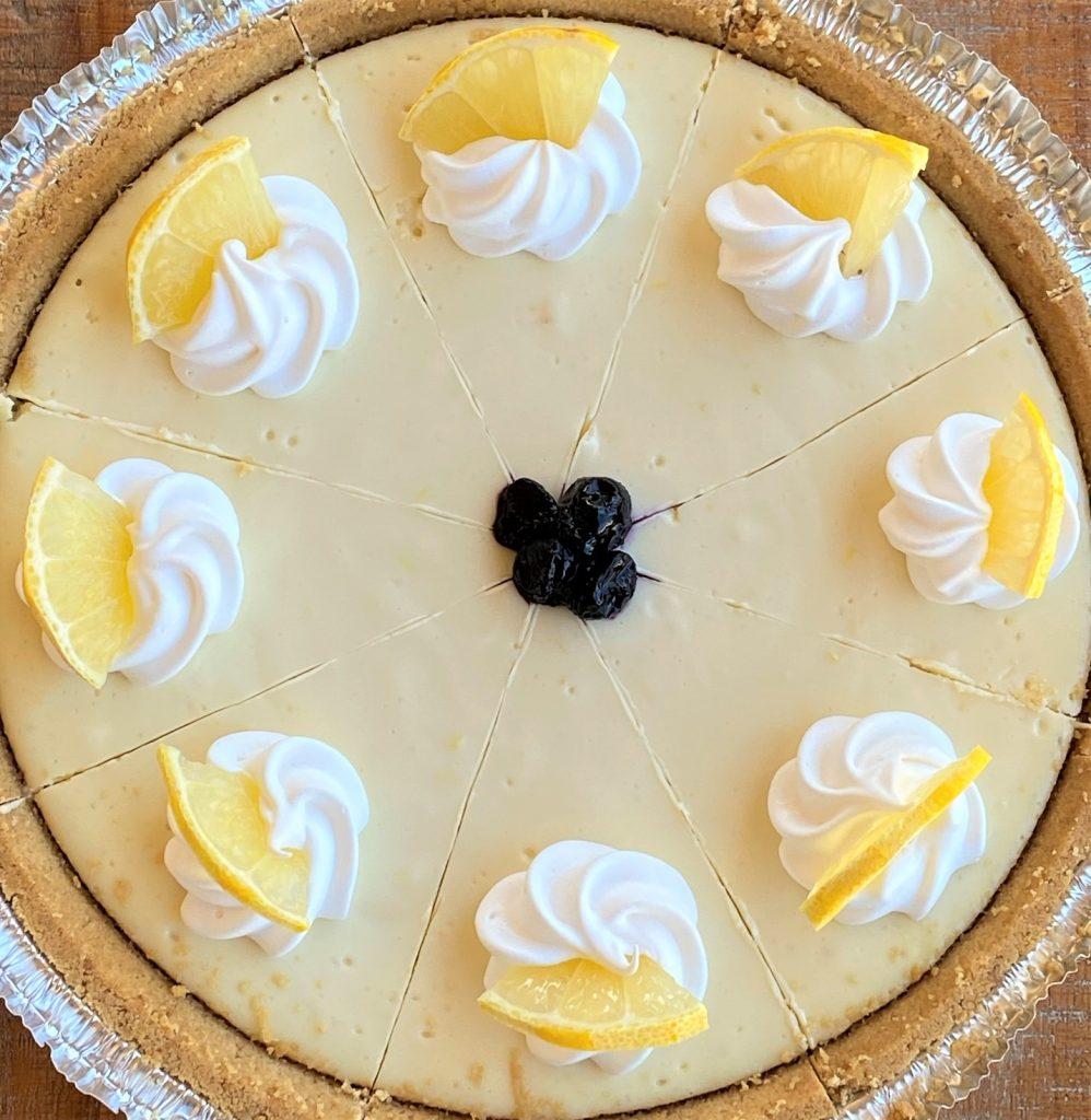 Lemon Lime Pie