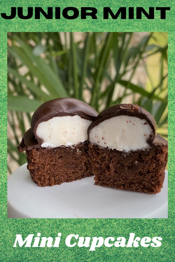 junior mint cupcakes image for pinterest