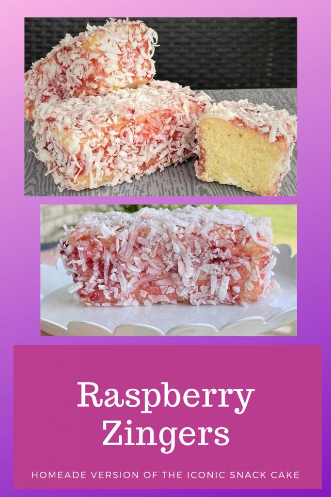 raspberry zinger pinterest post images