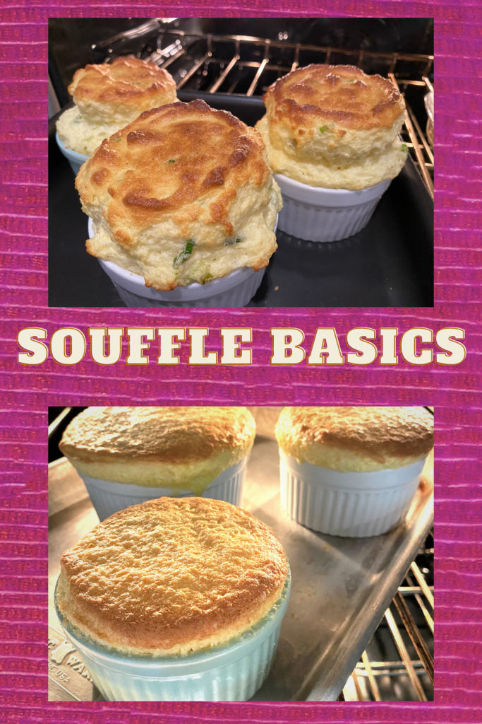 souffle collage